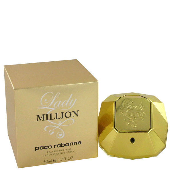 Lady Million by Paco Rabanne Gift Set -- for Women