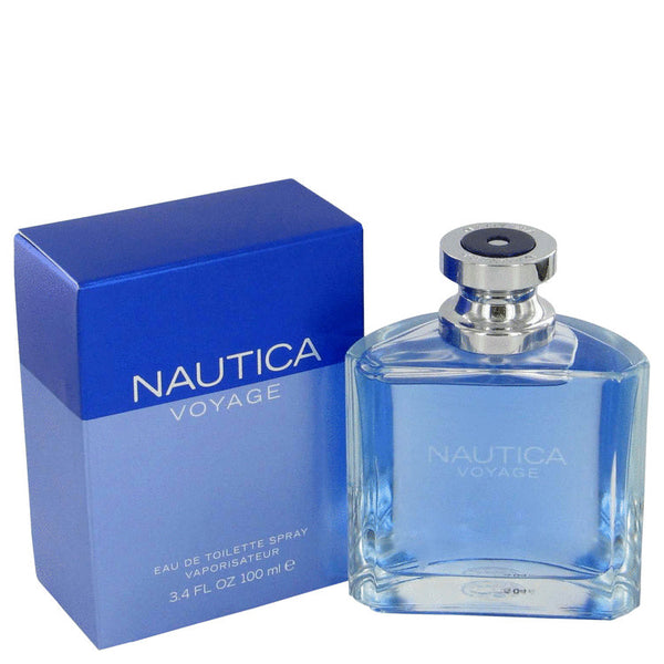 Nautica Voyage by Nautica Deodorant Spray 5 oz for Men