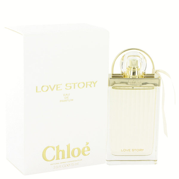 Chloe Love Story by Chloe Eau De Toilette Spray 2.5 oz for Women