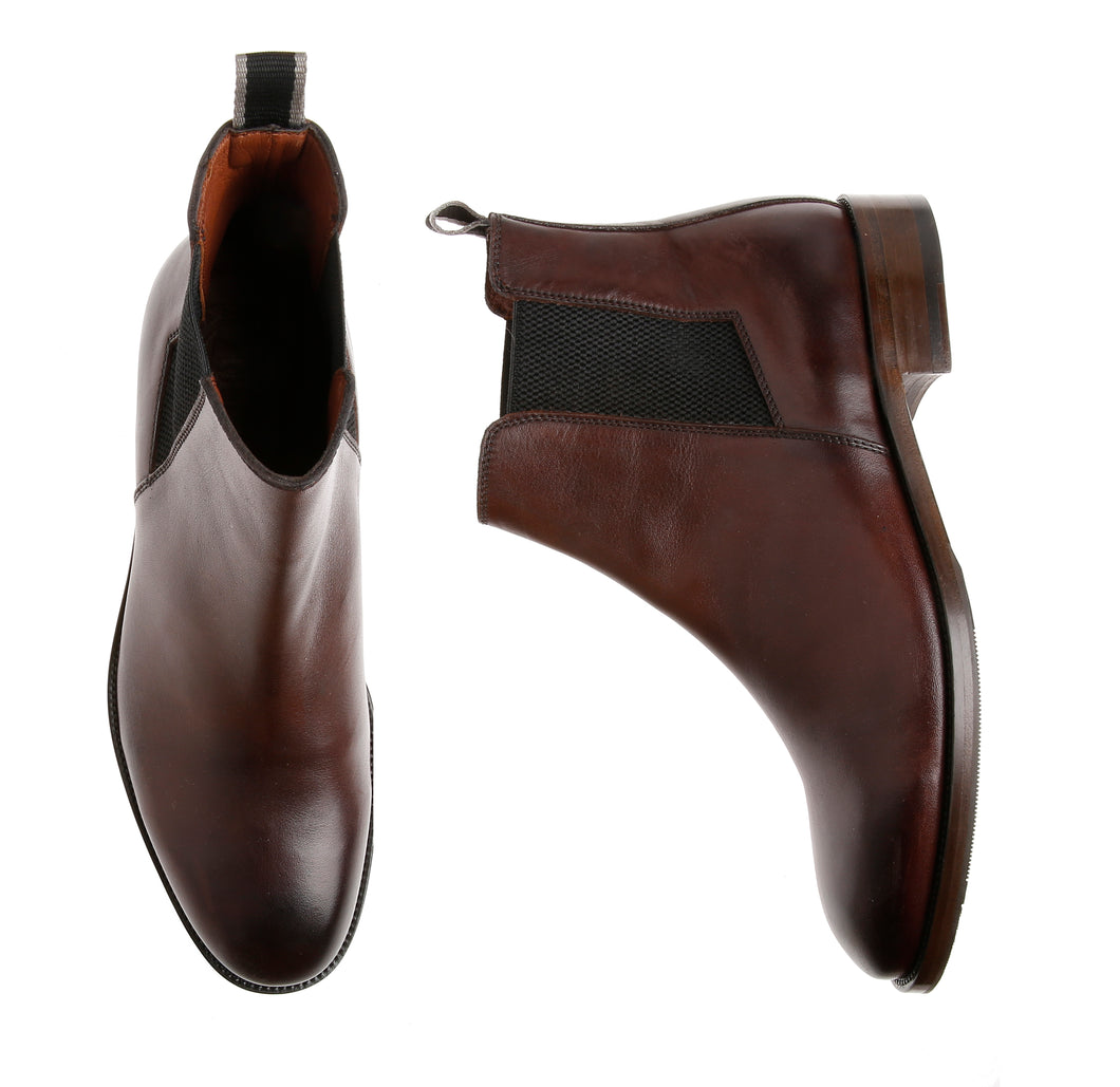 The Chelsea Boot Chocolate