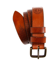 Belt Scissors - Cognac