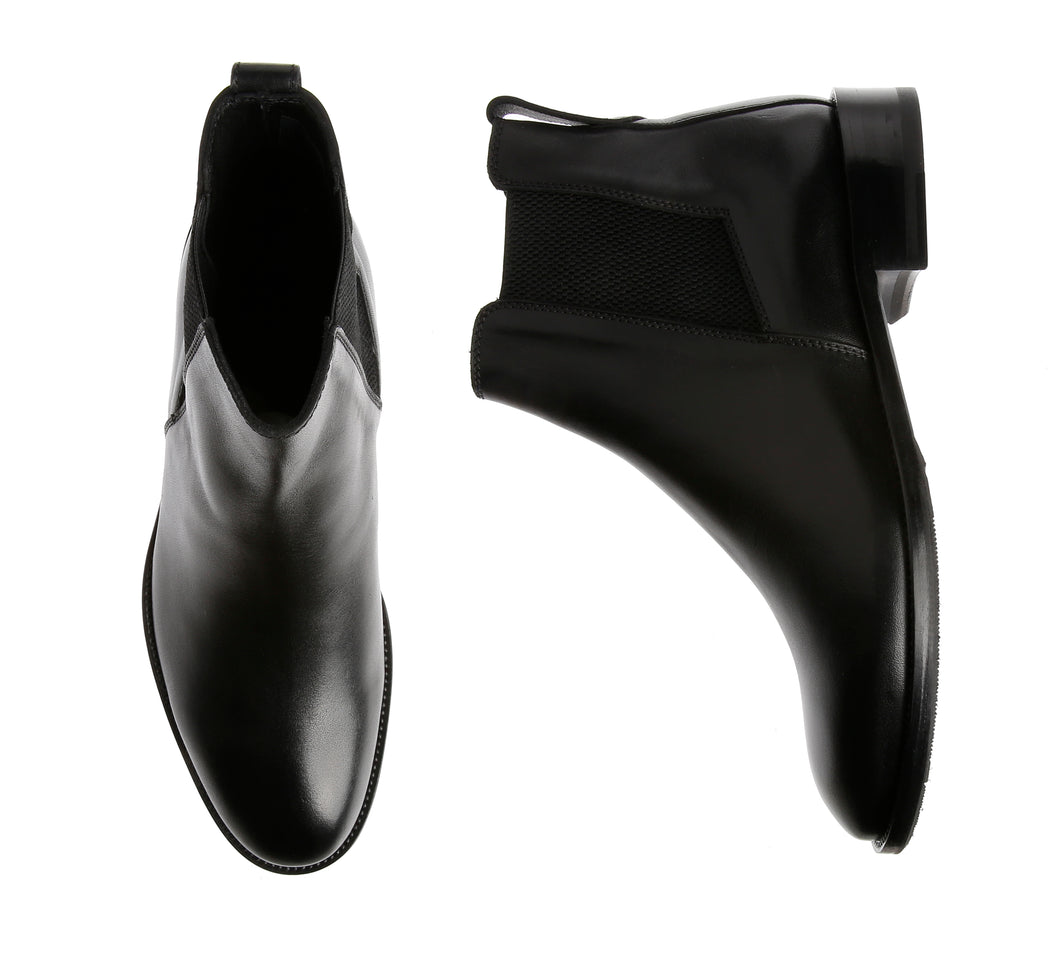 The Chelsea Boot Black