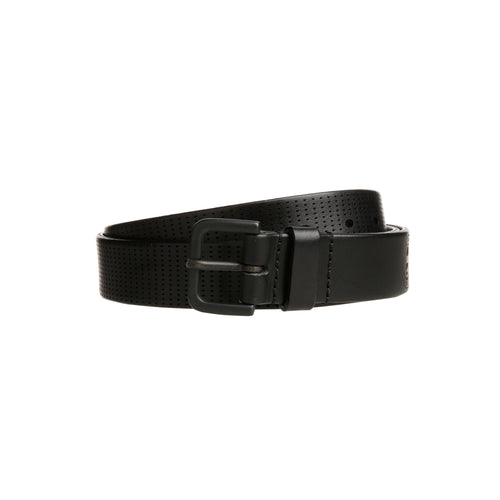 Belt Perforations - Black