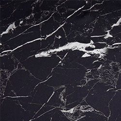 OPAQUE Negro Marquina Marble Pocket Square