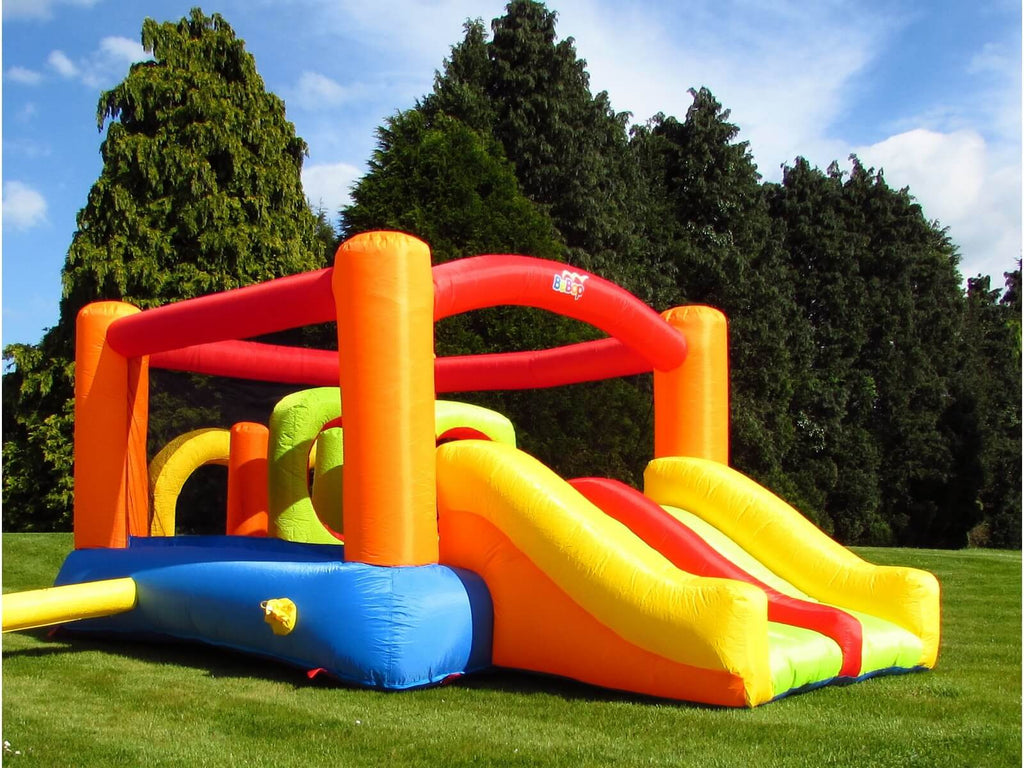 BeBop inflatable Obstacle activity bouncy castle