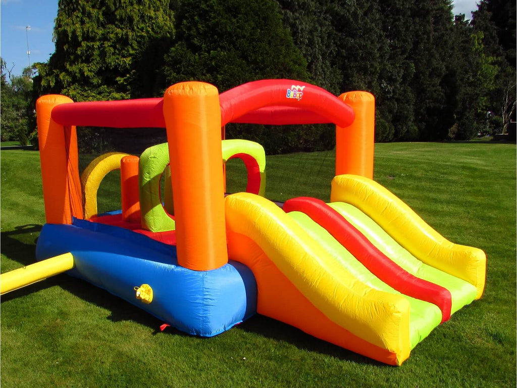 BeBop Obstacle bouncy castle kids inflatable
