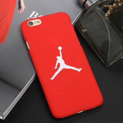iphone 4, 5, 5s, SE, 6, 6s, 7, 7Plus - Fashion flyman Michael Jordan Case