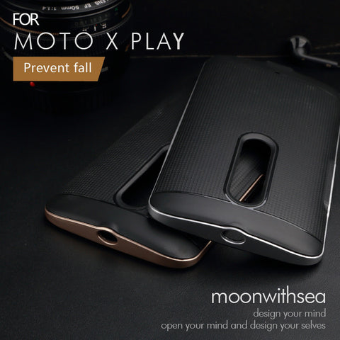 New case for Motorola Moto X Play / X3 Lux XT1562 XT1563 TPU mobile phone back cover