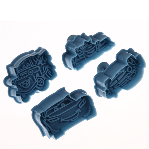 Cars McQueen Cookies Cutters