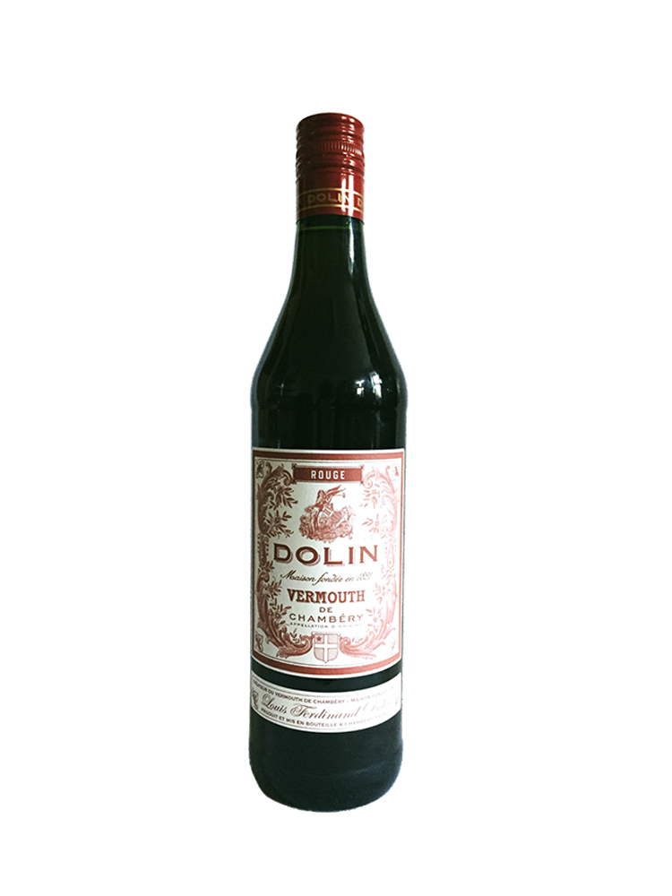 Dolin - Rood