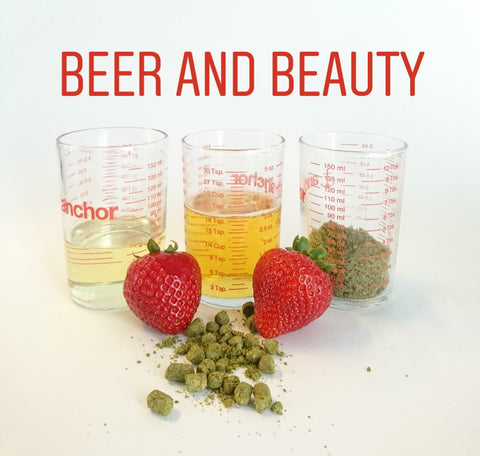 Beer And Beauty Workshop At People's Pint