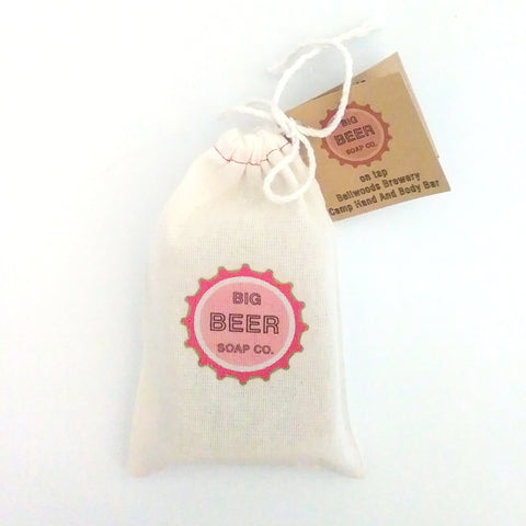 Beer Soap/ Camp/ Hand And Body Soap