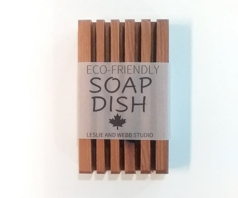Eco - Friendly Soap Dish
