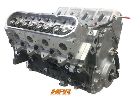 HPR Aluminum 402 LS Long Block