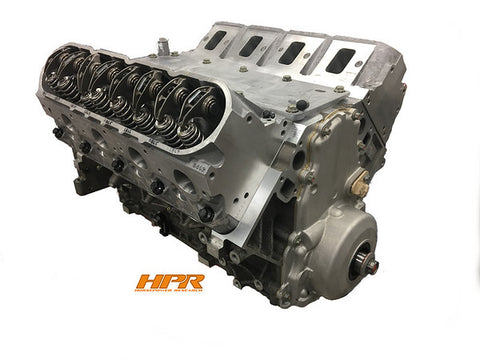 HPR Aluminum 468 LS Long Block - LS7 head