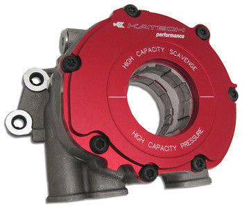 Katech High Capacity Scavenge, High Capacity Pressure, Ported Oil Pump