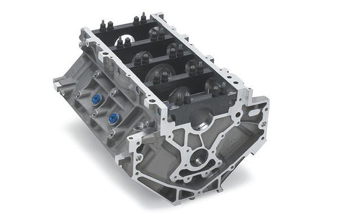 GM C5R Bare Engine Block