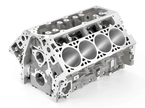 GM LT1/4 Bare Engine Block