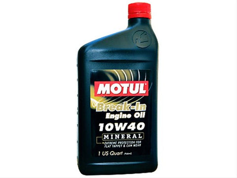 Motul Break In Engine Oil