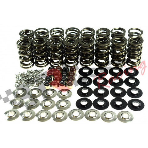 BTR 685 Platinum LT1 valve spring kit with Titanium retainers