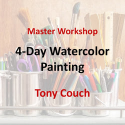 Master Workshop with Couch - WATERCOLOR