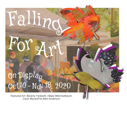 Exhibit, Falling For Art 2020, Art Sale