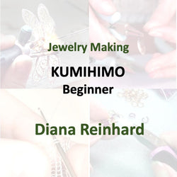Jewelry with Reinhard - KUMIHIMO JEWELRY METHOD