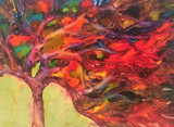 Workshop with Lindsay - CREATING WITH ALCOHOL INKS (Advanced)