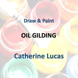 Draw & Paint with Lucas - OIL GILDING