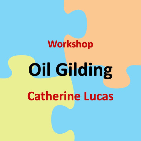 Workshop with Lucas - OIL GILDING