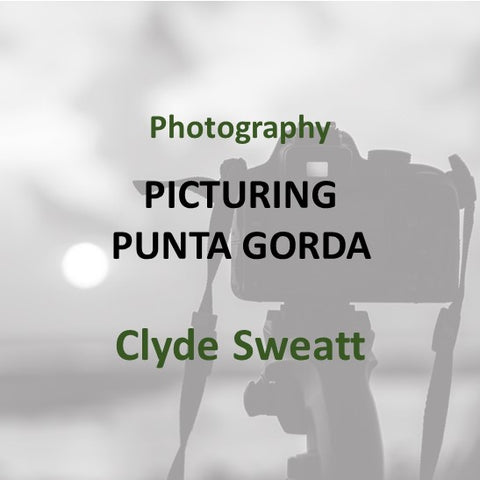 Photography with Sweatt - PICTURING PUNTA GORDA (All Levels)