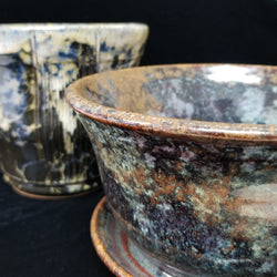 Pottery by Steve Strunk