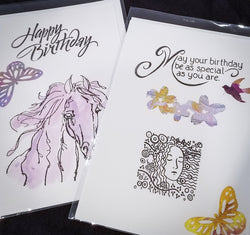 Cards by Pam Wilson (Assorted)