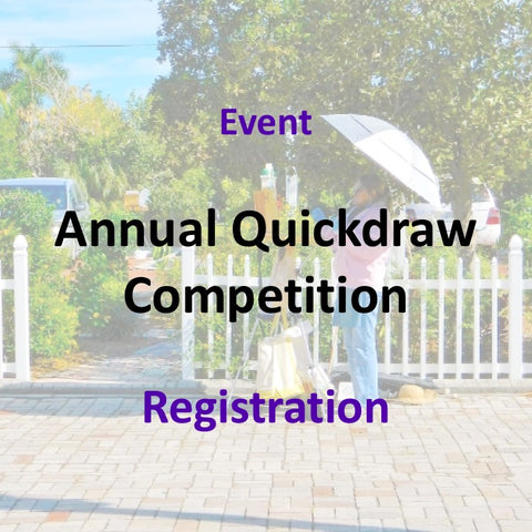 Annual Punta Gorda Quickdraw Competition