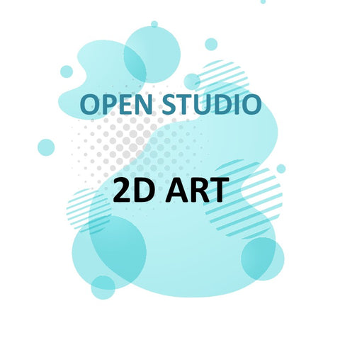 Open Studio - 2D Art