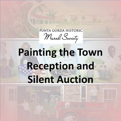 Mural Society Painting the Town Reception & Silent Auction