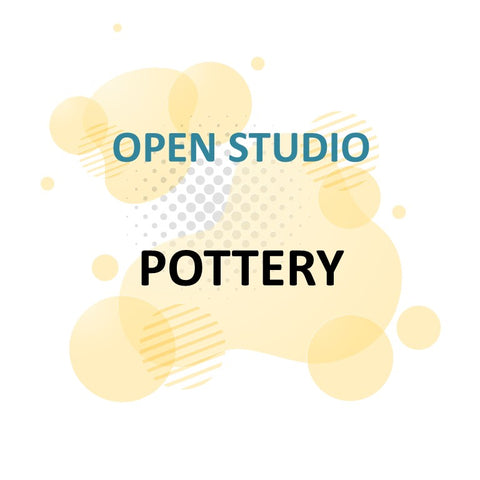 Open Studio - Pottery