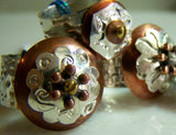 Jewelry with Duclos - SILVER & COPPER (All Levels-Thurs & Experienced-Fri)