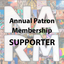 Membership: Patron Supporter