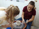 TEENS ONLY: Pottery with Steve Strunk (Ages 15-20)