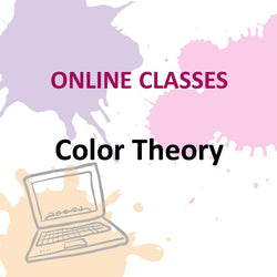 Online Class - COLOR THEORY for ALL MEDIA with Suzanne Patton (All Levels)