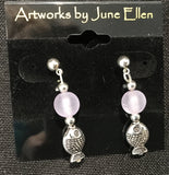 Jewelry, Earrings by June Ellen Pearce
