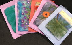 Cards by Nancy Walden (Assorted Felted)