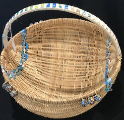 Basket Art by Christine Keyworth