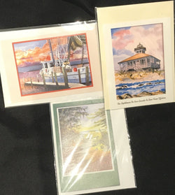 Cards by Jim Beech (Assorted Watercolor)