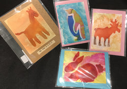 Cards, Assorted by Jill Lindsay