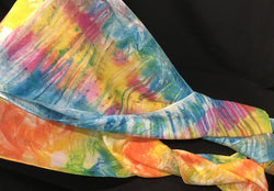 Fabric Art Silk Scarves by Christine Keyworth