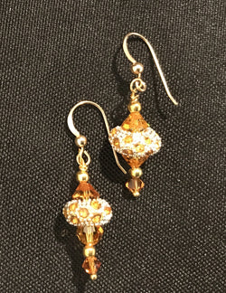 Jewelry, Earrings by Diana Reinhard