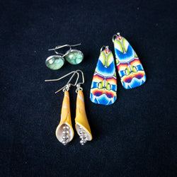 Jewelry, Earrings by Christine Keyworth (Assorted)