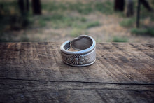 The Operative Spoon Ring (Size 9)